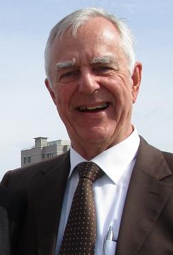Rotger Kindermann, stellv. Vorsitzender der Seniorenunion Neuss
